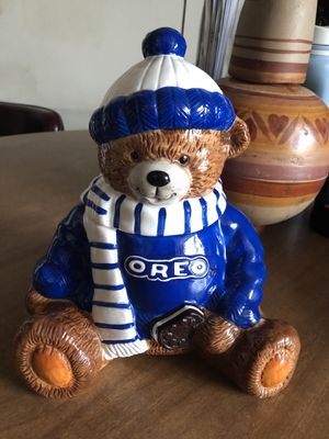 Glass Cookie Jar for Sale in San Diego, CA
