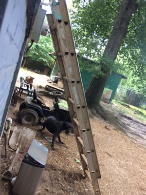 16ft Werner extension ladder for Sale in Atlanta, GA