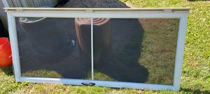 Free aluminum screen door for Sale in Waterbury, CT