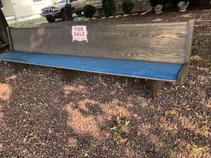 Bench (Church pew) for Sale in Hughesville, PA