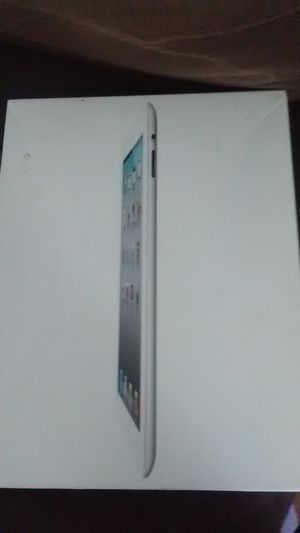 iPad 2 with box activation lock for Sale in Everett, MA