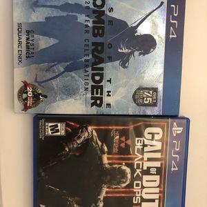 2 For 1 Price PS4 Games for Sale in Miami, FL