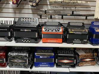 Accordions Starting At 399.99 for Sale in Anaheim,  CA