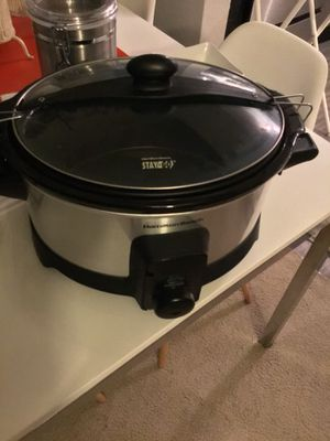 Crock pot -never used for Sale in San Francisco, CA