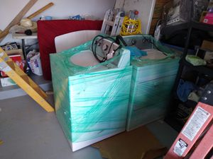 Kenmore Washer and dryer , work great for Sale in Oklahoma City, OK