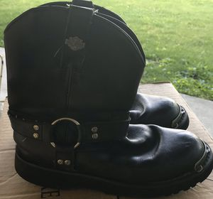 Harley Davidson women boots for Sale in Ashville, OH