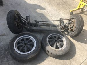 VW Parts Front Bean T3 Complete with 4 rims for Sale in Los Angeles, CA