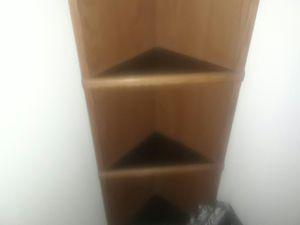 Pair of corner shelves for Sale in Salt Lake City, UT