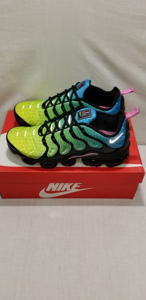 "VaporMax Plus ""Aurora Green"" Size 12 $150 for Sale in Bellevue, WA"