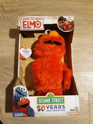 Love to hug elmo for Sale in Columbia, MO