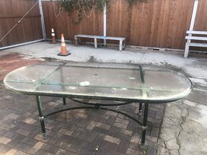 Patio table for Sale in Long Beach, CA