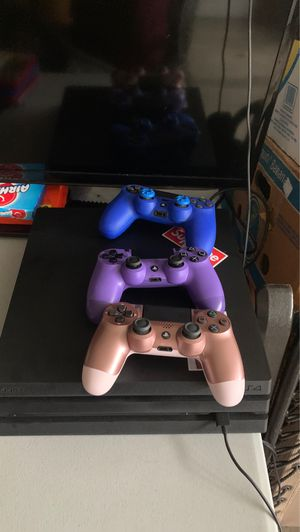 PS4 pro brand new for Sale in Temecula, CA