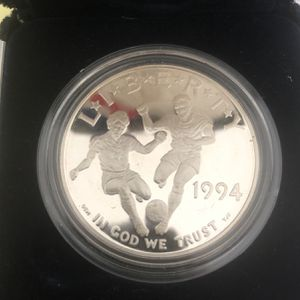 1994 World Cup Proof Silver Dollar for Sale in Arvada, CO