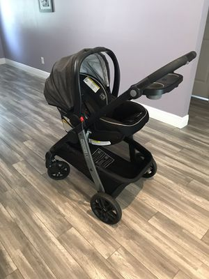 Baby stroller with car seat great condition for Sale in Pinellas Park, FL