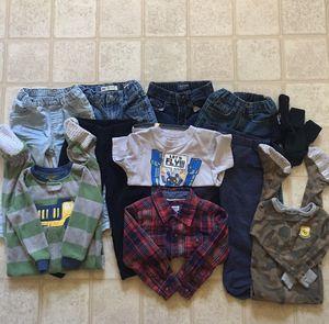 CHILDREN/TODDLER CLOTHING PLUS FREE SOCKS for Sale in Las Vegas, NV