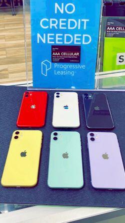Apple iPhone 11 256Gb / 128gb / 64Gb - Unlocked / ATT / T-Mobile / Metro Starting @ for Sale in Arlington,  TX
