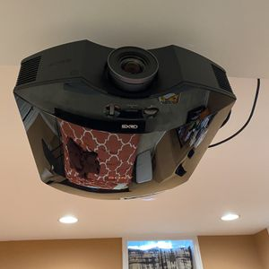 """100"""" Home Theater Projector/ Screen/ Receiver/ Speakers for Sale in Columbia, MD"""