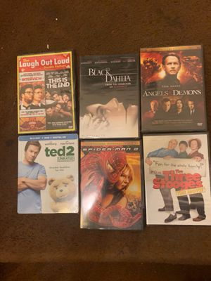 Movies new sealed $5 each for Sale in Los Angeles, CA