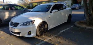 IS250 F Sport for Sale in Sacramento, CA