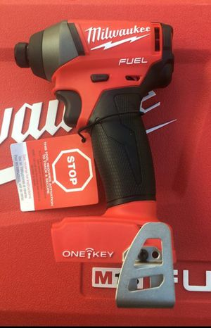 Milwaukee Impact Driver Brushless Fuel ONE KEY M18 for Sale in Norwalk, CA