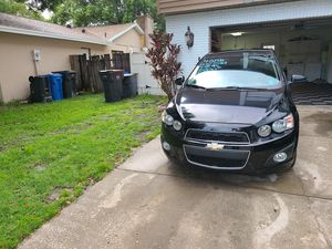 2012 chevy sonic cold a/c low miles for Sale in Tampa, FL