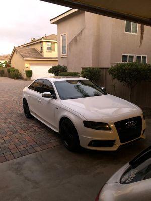 2012 Audi S4 for Sale in Chula Vista, CA
