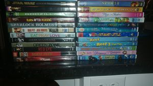 DVDs Childrens and feature films kids movies for Sale in Gig Harbor, WA