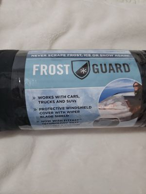 Frost Guard for Vehicles (New) for Sale in Fresno, CA
