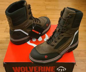 Wolverine Work Boots size 8,8.5 and 9.5 for Men. for Sale in South Gate, CA