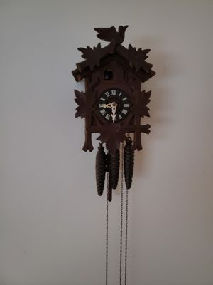 Antique coo-ckoo clock for Sale in Loxahatchee, FL