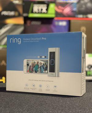 Ring video doorbell pro for Sale in La Puente, CA