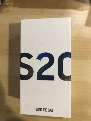 NEW Sealed Samsung Galaxy S20 128GB Factory Unlocked for Sale in Chatsworth, CA