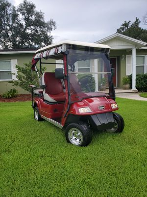 Beautiful 48v Star Golf Cart for Sale in Dade City, FL