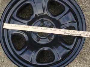 "18"" rim for 2009 Dodge Charger Police for Sale in Tacoma, WA"