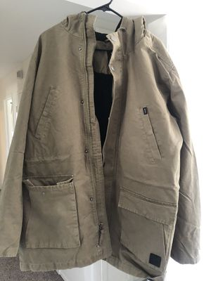 Brand New w/ Tags RVCA Patrol Parka Jacket Men's for Sale in Costa Mesa, CA