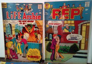 Vintage 1970s Archie comics mixed for Sale in Las Vegas, NV