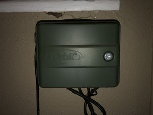 Orbit 57894 sprinkler / irrigation controller (4ch) for Sale in San Diego, CA