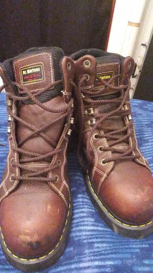 Dr.Martens Steel Toe work boots for Sale in Lancaster, MA