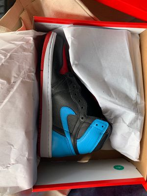Air Jordan 1 Unc to Chicago size 8W , 8.5W for Sale in View Park-Windsor Hills, CA