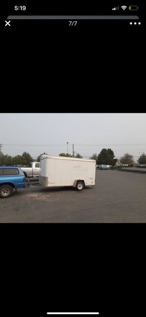 Trailer very good condition 12 by 6 for Sale in Tacoma, WA