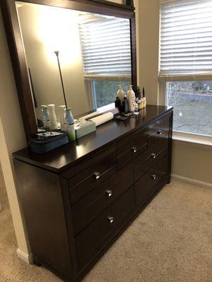 King Sized Dresser for Sale in Ashburn, VA