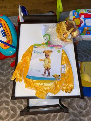 Simba Infant Costume for Sale in El Monte, CA