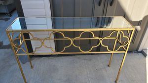 Mirror Console Table for Sale in Daly City, CA
