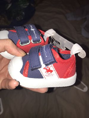 Baby boys polo shoes for Sale in Belleair, FL