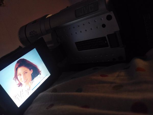 JVC Super VHS