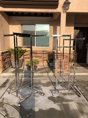 Clothing racks for Sale in San Jacinto, CA