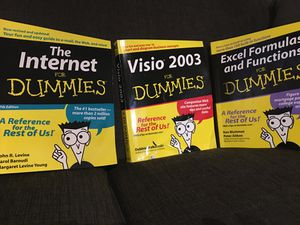Internet, Visio & Excel Tutorials for Sale in Bothell, WA