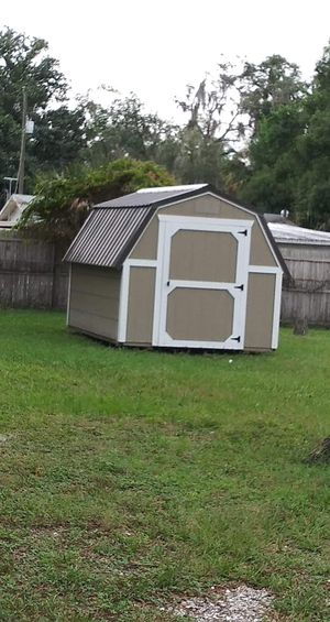 Wood Shed metal roof. for Sale in Plant City, FL