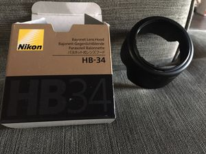 Nikon Bayonet Lens Hood for Sale in Azusa, CA