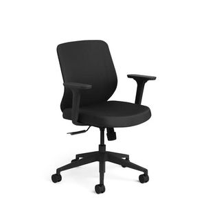 Black Adjustable Office Chair for Sale in Hollister, CA